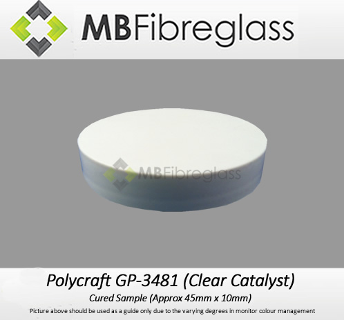 Polycraft Gp 3481 F General Purpose Rtv Condensation Cure