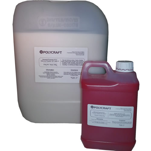 Polycraft Gp 3481 F General Purpose Rtv Condensation Cure